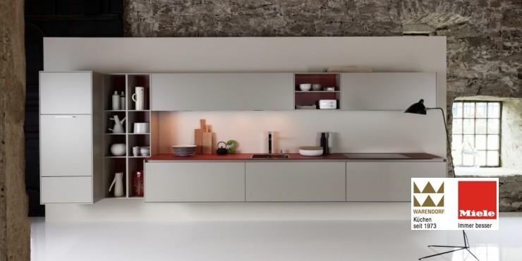 knauseder k chen miele hausger te. Black Bedroom Furniture Sets. Home Design Ideas