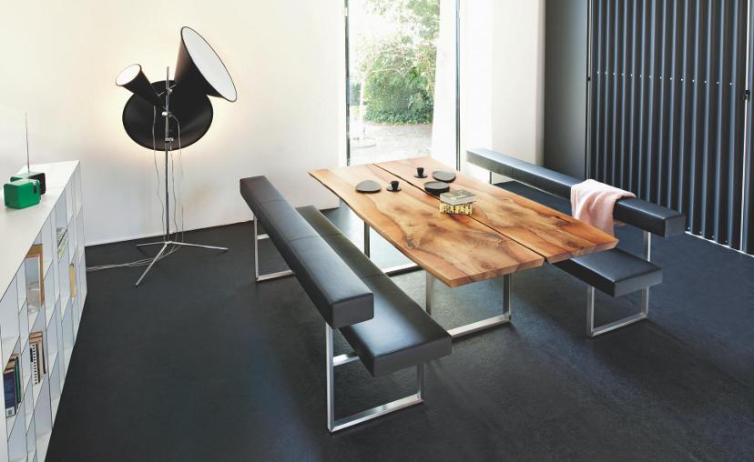 Girsberger, Tische und Bänke