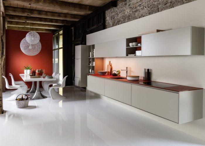 Warendorf Küchenplanung - klassische Linien