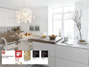 WARENDROF Küchen, Designpreise und Auszeichnungen